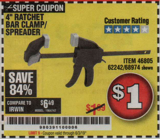 Harbor Freight Tools Coupons, Harbor Freight Coupon, HF Coupons-Titanium Mig 170 Welder