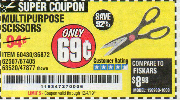 Harbor Freight Tools Coupons, Harbor Freight Coupon, HF Coupons-60430