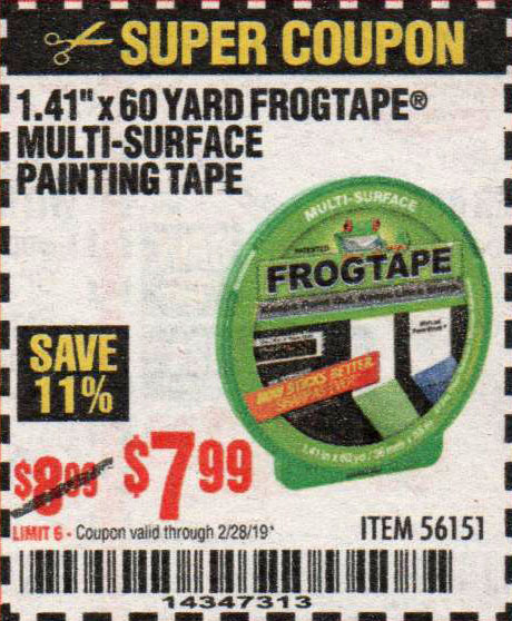 Harbor Freight Coupons, HF Coupons, 20% off - 1.41