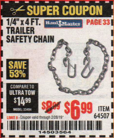 Harbor Freight Coupons, HF Coupons, 20% off - 1/4