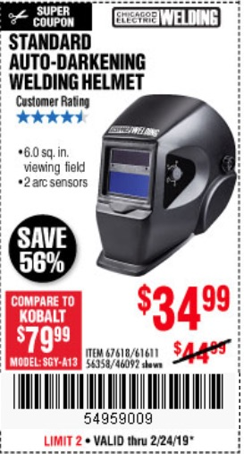 Harbor Freight Coupons, HF Coupons, 20% off - 67618