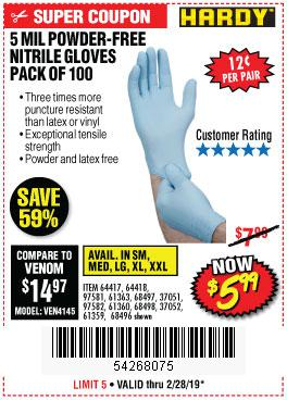 Harbor Freight Coupons, HF Coupons, 20% off - 64417