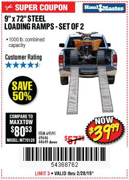 Harbor Freight Coupons, HF Coupons, 20% off - 9
