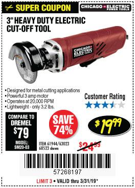Harbor Freight Coupons, HF Coupons, 20% off - 3