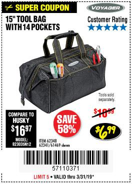 Harbor Freight Coupons, HF Coupons, 20% off - 15