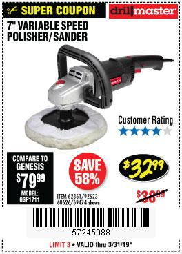Harbor Freight Coupons, HF Coupons, 20% off - 7