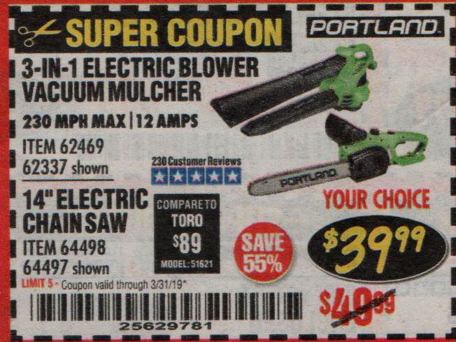 Harbor Freight Coupons, HF Coupons, 20% off - 14