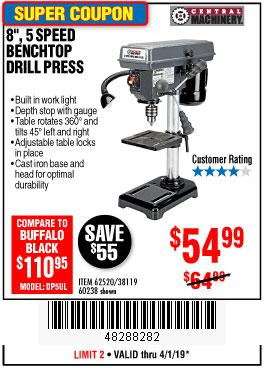 Harbor Freight Coupons, HF Coupons, 20% off - 8
