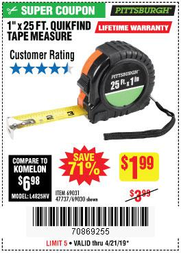 Harbor Freight Coupons, HF Coupons, 20% off - 1