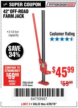 Harbor Freight Coupons, HF Coupons, 20% off - 42