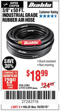 Harbor Freight Tools Coupons, Harbor Freight Coupon, HF Coupons-Diablo 3/8
