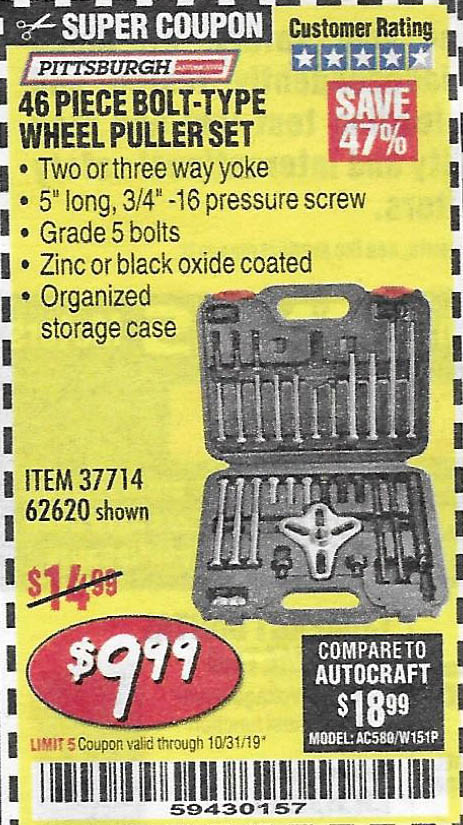 Harbor Freight Tools Coupons, Harbor Freight Coupon, HF Coupons-62620