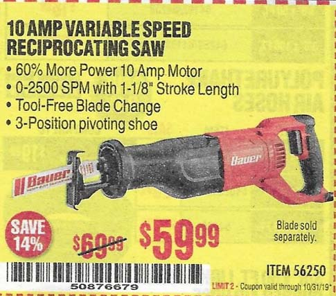 Harbor Freight Tools Coupons, Harbor Freight Coupon, HF Coupons-56250