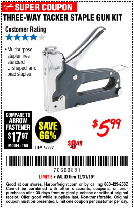 Harbor Freight Tools Coupons, Harbor Freight Coupon, HF Coupons-62992
