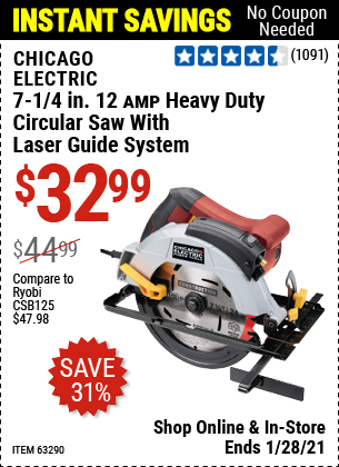 Harbor Freight Tools Coupons, Harbor Freight Coupon, HF Coupons-7-1/4