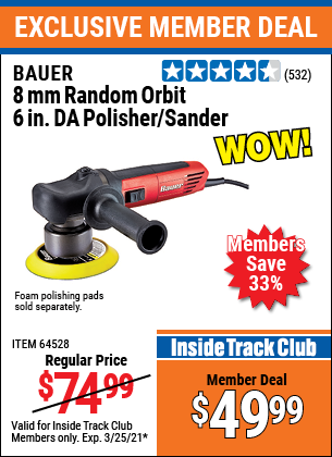 Harbor Freight Tools Coupons, Harbor Freight Coupon, HF Coupons-Bauer 6