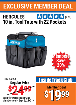 Harbor Freight Tools Coupons, Harbor Freight Coupon, HF Coupons-Hercules 10