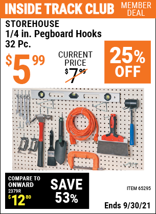 Harbor Freight Tools Coupons, Harbor Freight Coupon, HF Coupons-32 Piece, 1/4