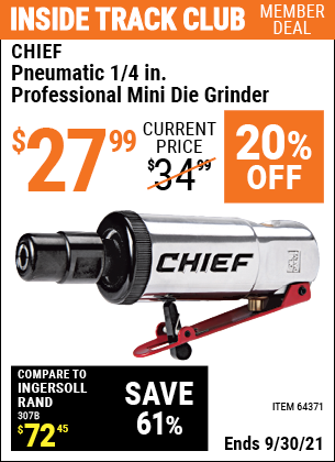 Harbor Freight Tools Coupons, Harbor Freight Coupon, HF Coupons-Air Die Grinder