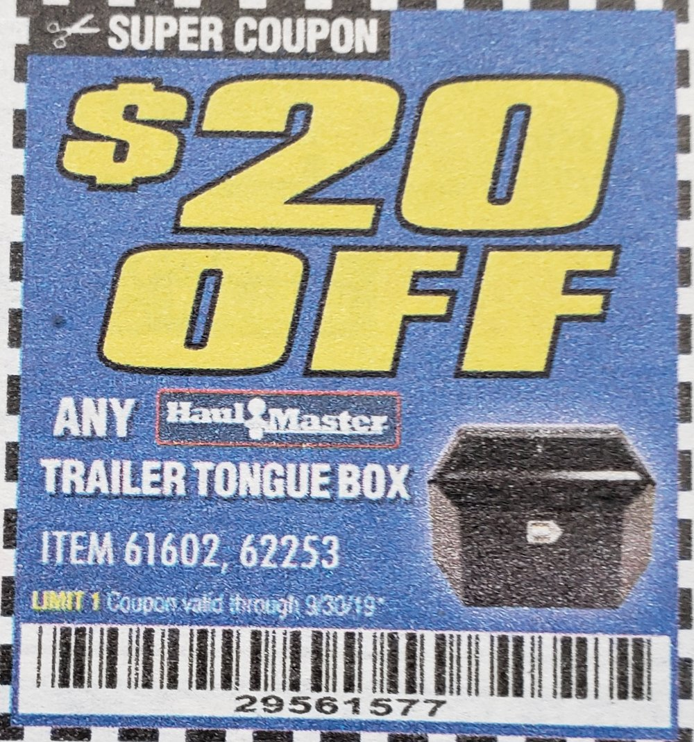 Harbor Freight Coupons - HF Coupons, Free coupons, 25% off