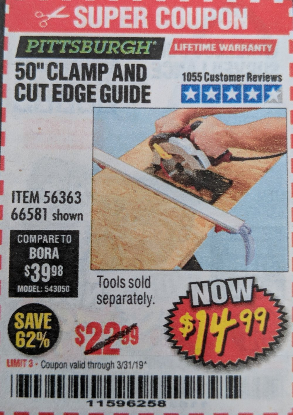 Harbor Freight Coupon, HF Coupons - 50