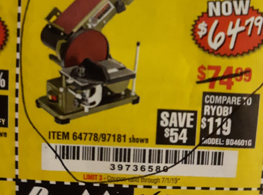 Harbor Freight Coupon, HF Coupons - 4
