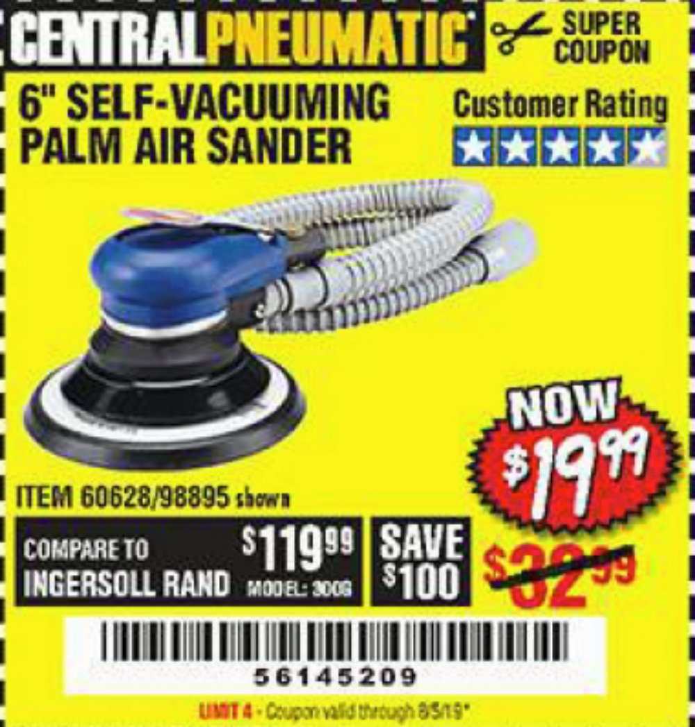 Harbor Freight Coupon, HF Coupons - 6