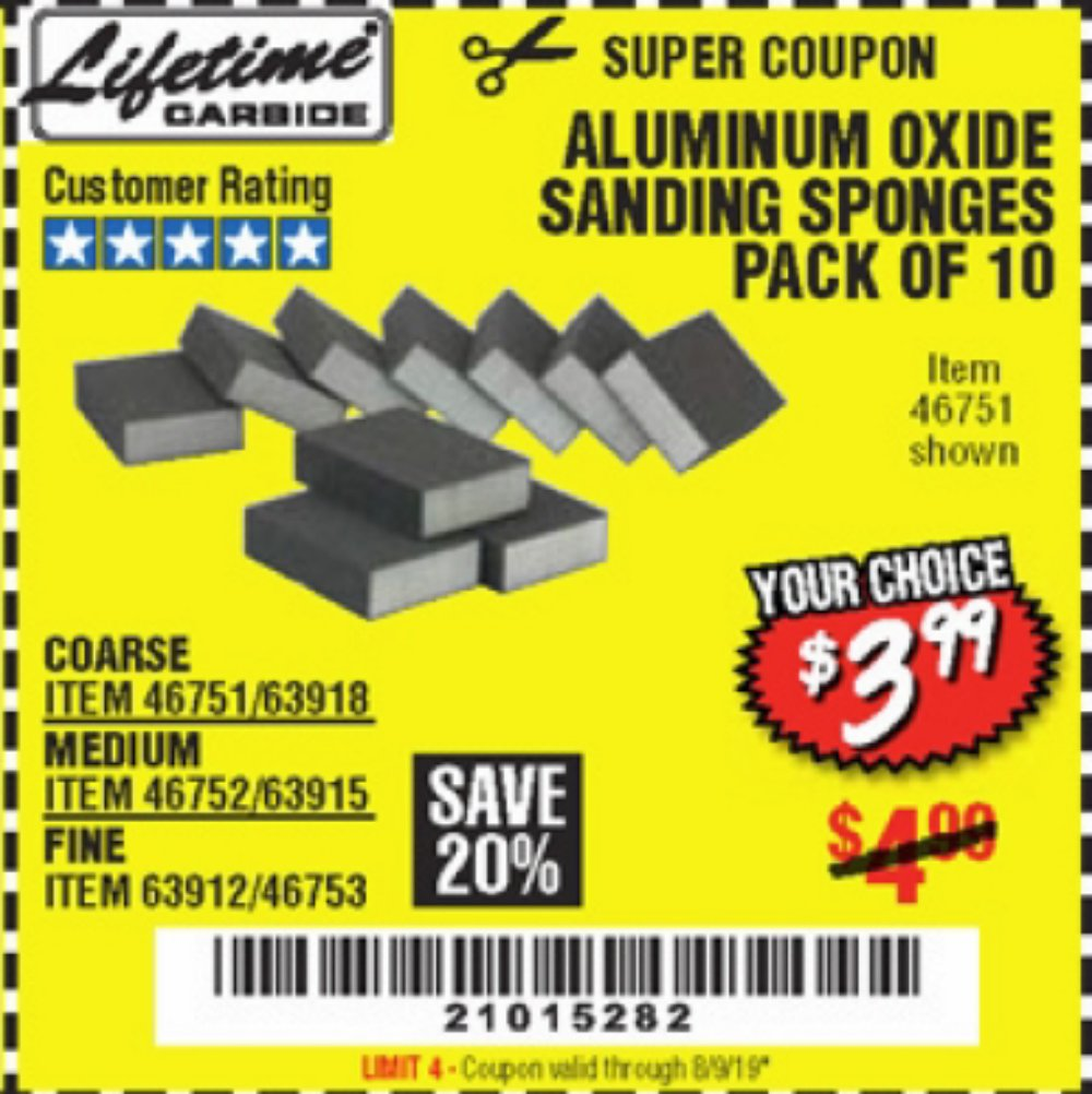 Harbor Freight Coupon, HF Coupons - 63918