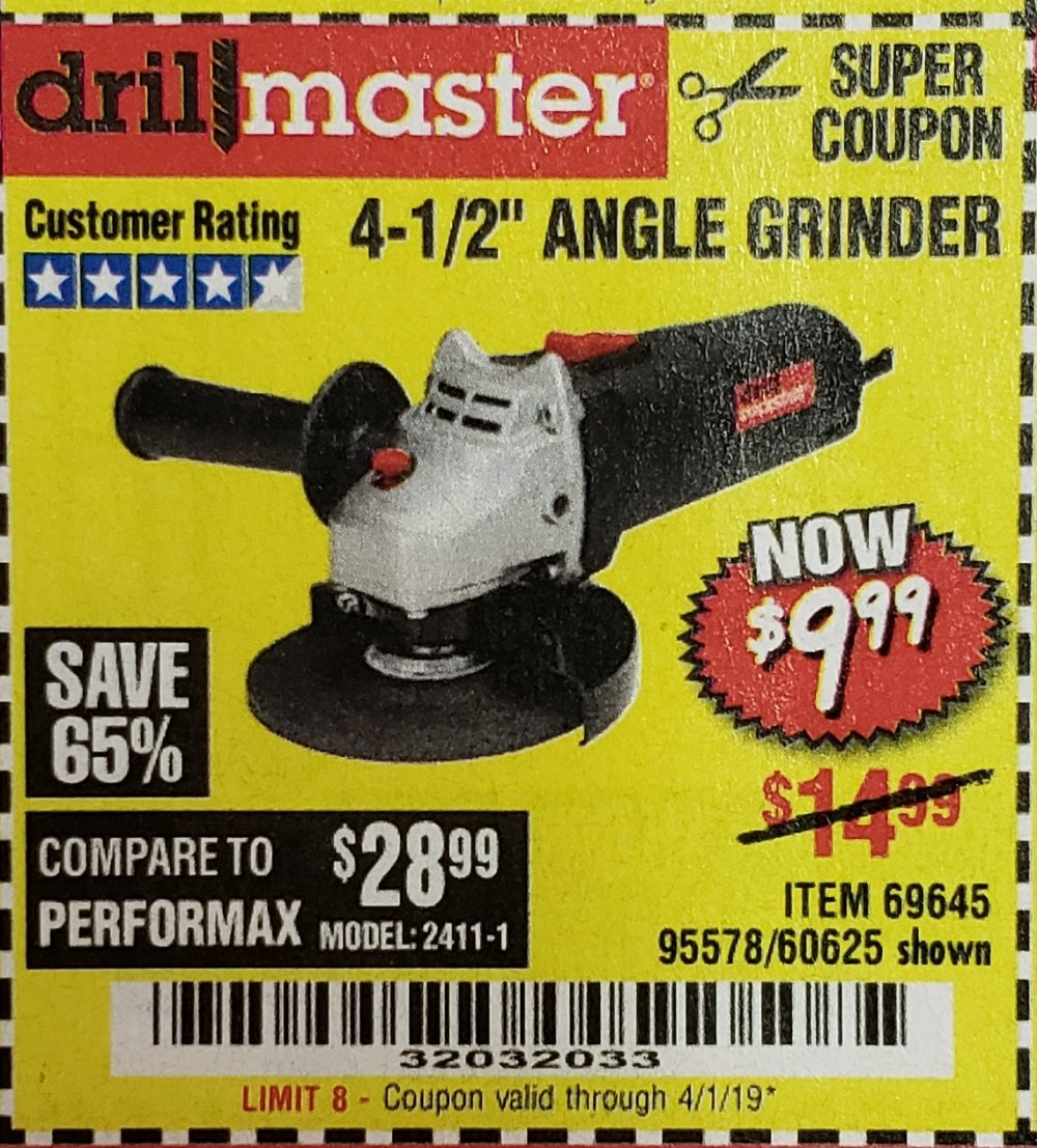 Harbor Freight Coupon, HF Coupons - Weatherproof Color Security Camera With Night Vision