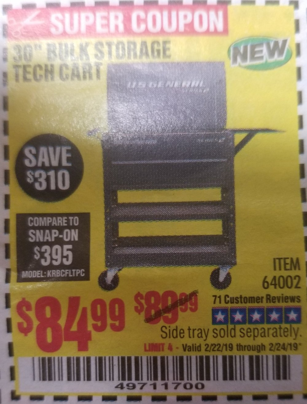 Harbor Freight Coupon, HF Coupons - Super Coupon