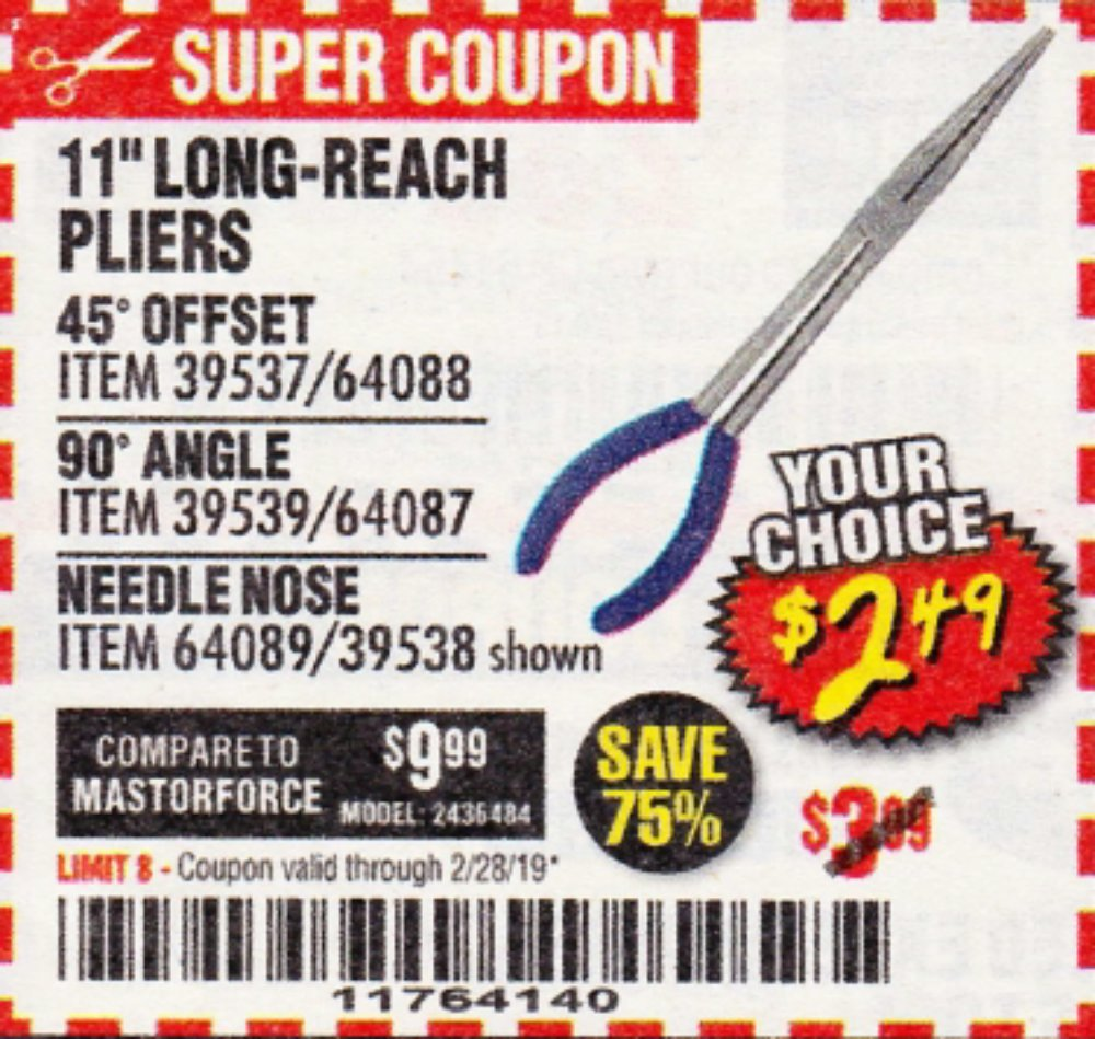 Harbor Freight Coupon, HF Coupons - 11