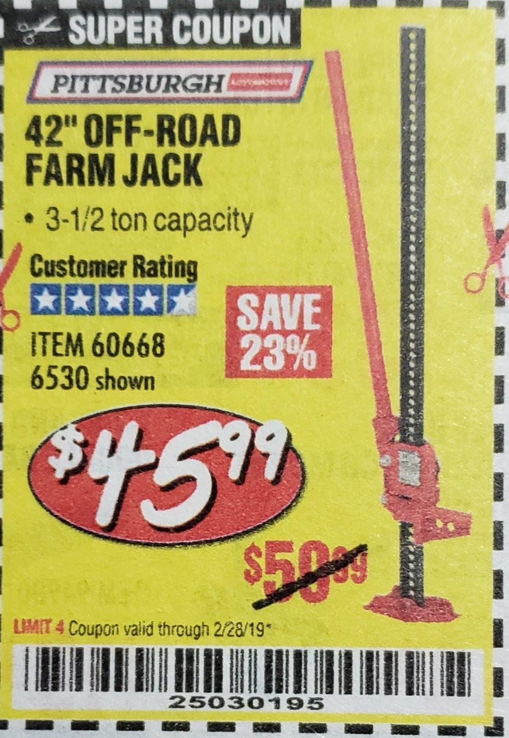 Harbor Freight Coupon, HF Coupons - 42