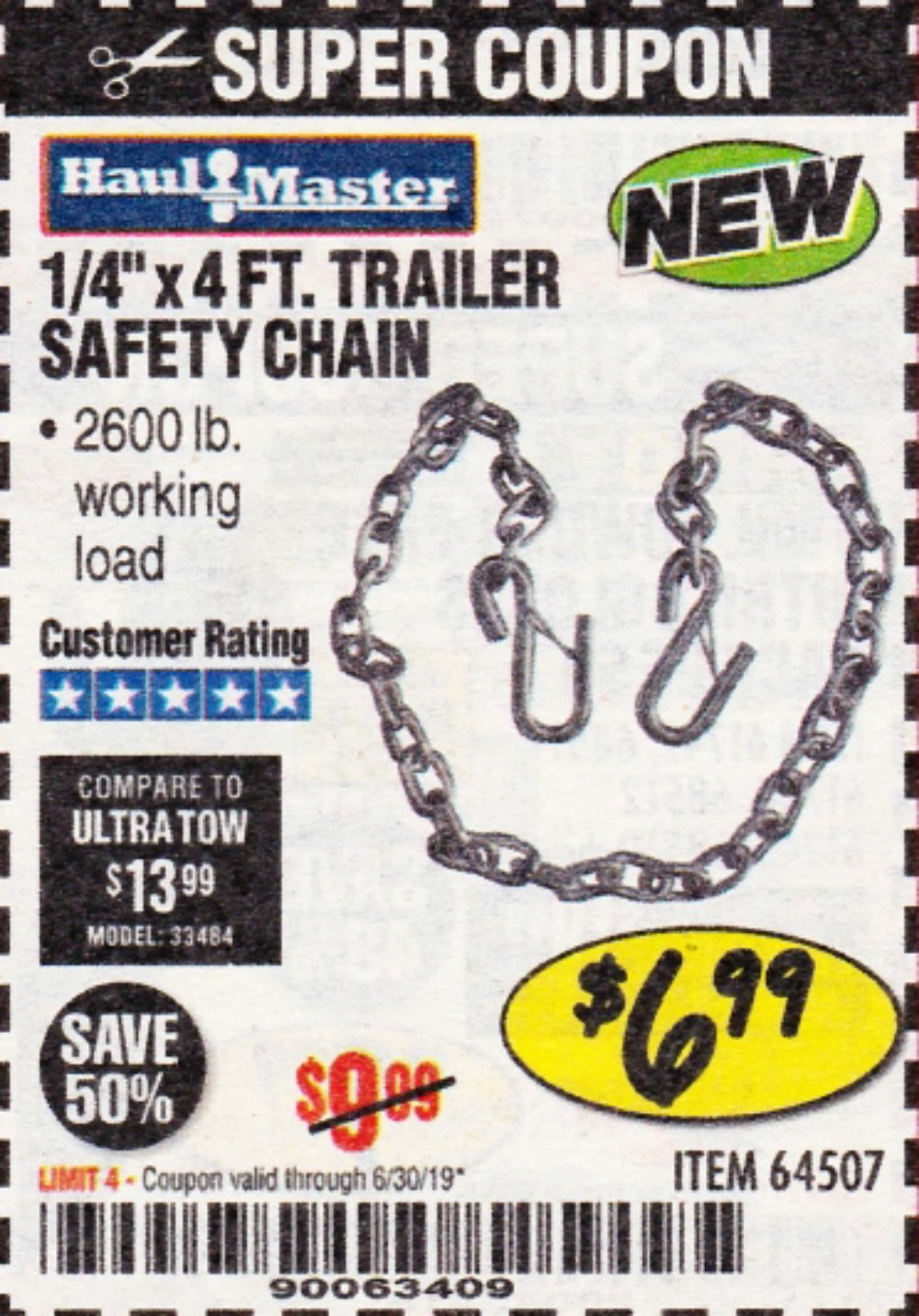 Harbor Freight Coupon, HF Coupons - 1/4