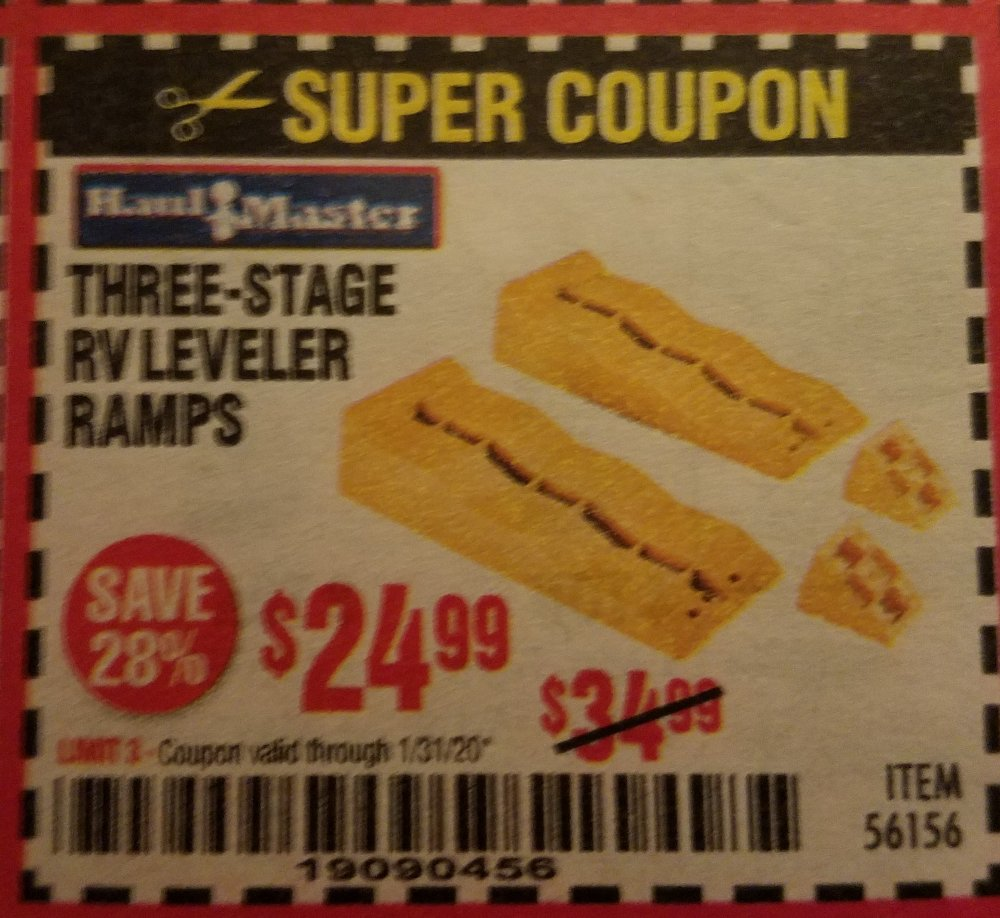 Harbor Freight Coupon, HF Coupons - 56156