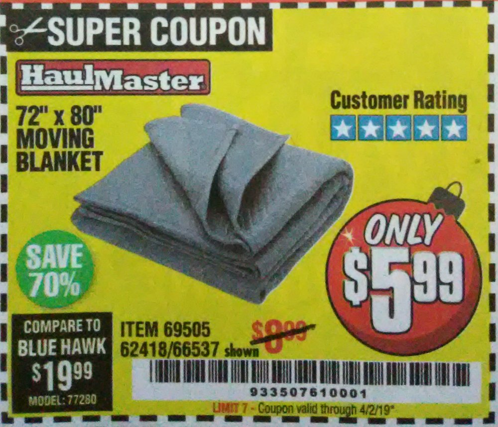 Harbor Freight Coupon, HF Coupons - 72