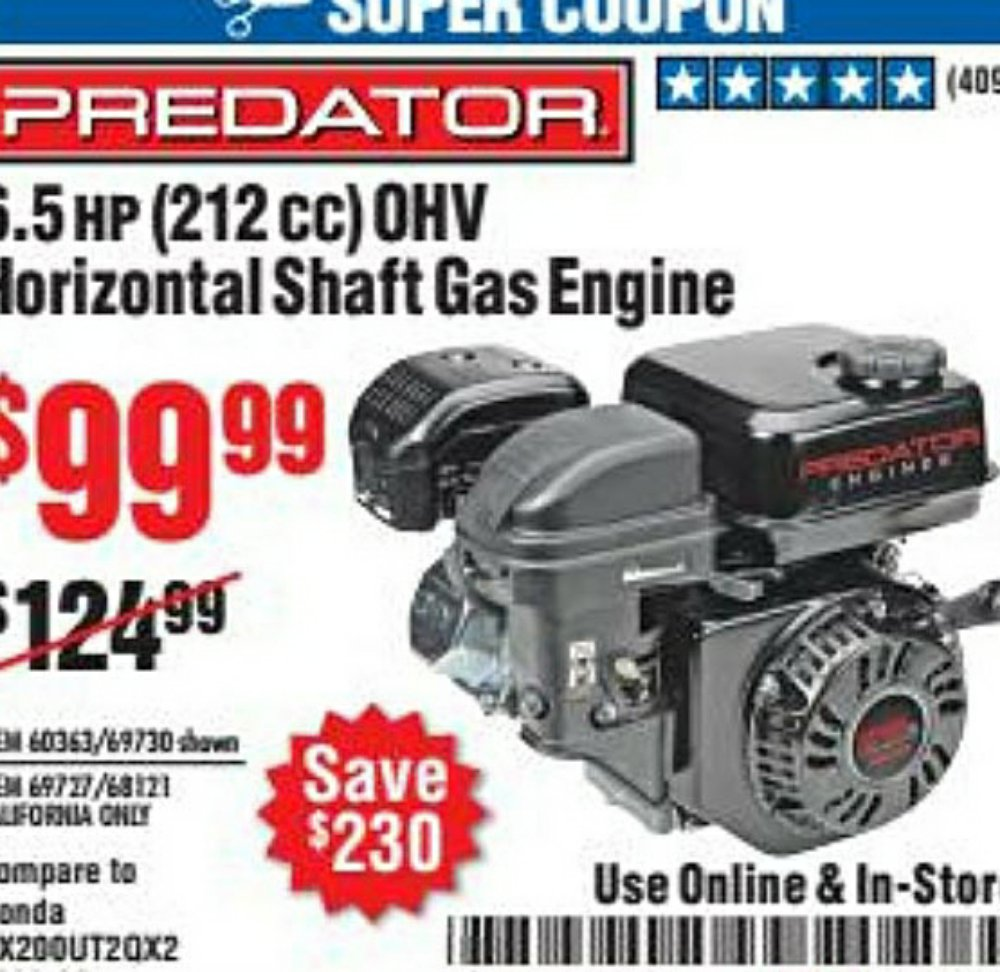 Harbor Freight Coupon, HF Coupons - 31638