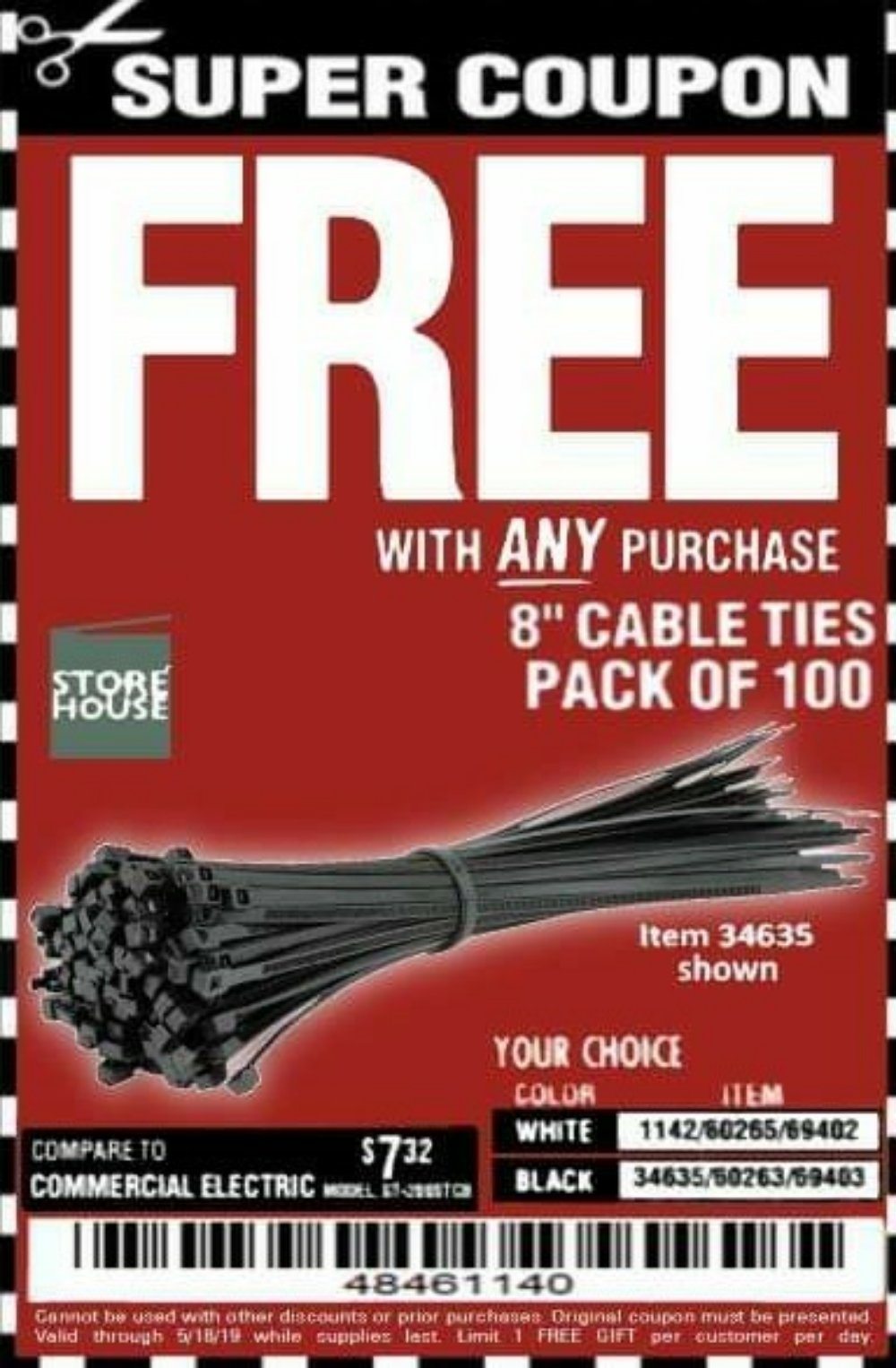 Harbor Freight Coupon, HF Coupons - FREE - 8