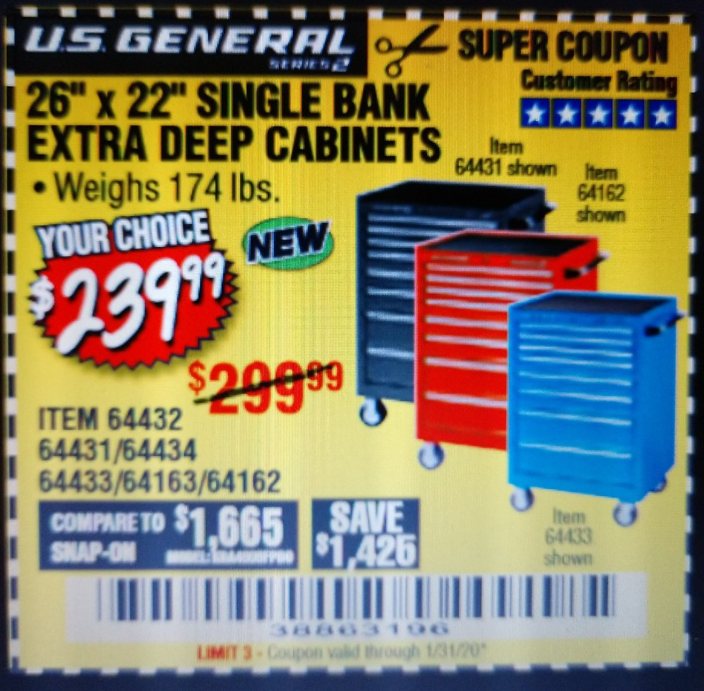 Harbor Freight Coupon, HF Coupons - 26