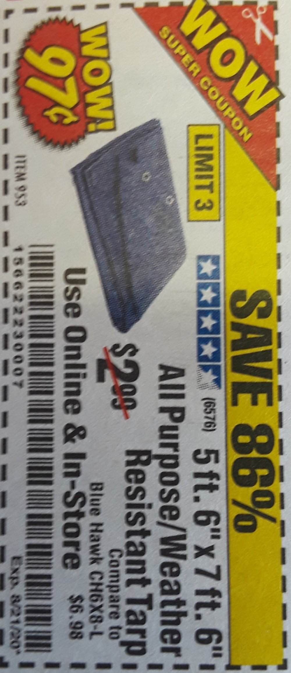 Harbor Freight Coupon, HF Coupons - 86% off