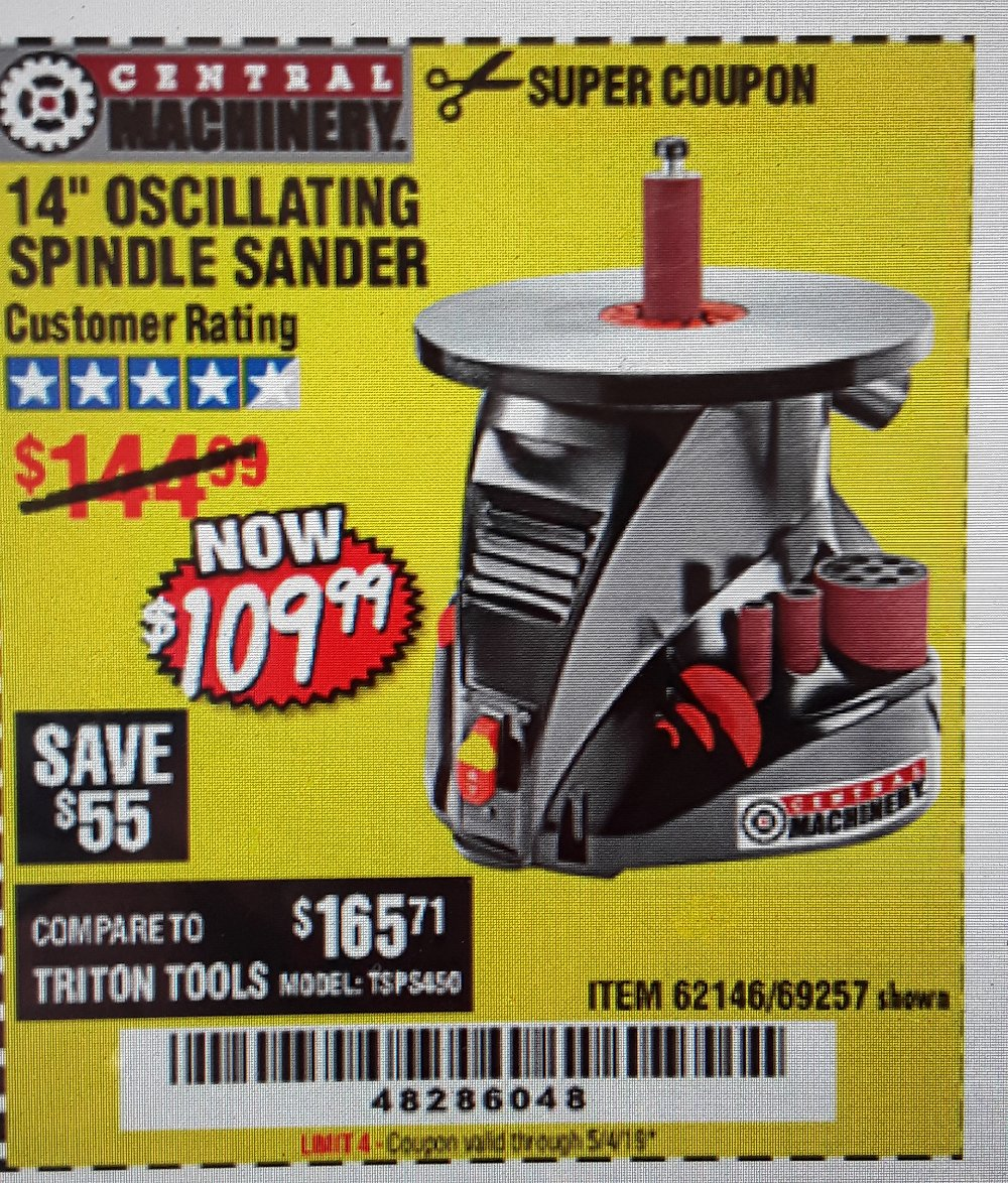 Harbor Freight Coupon, HF Coupons - 14