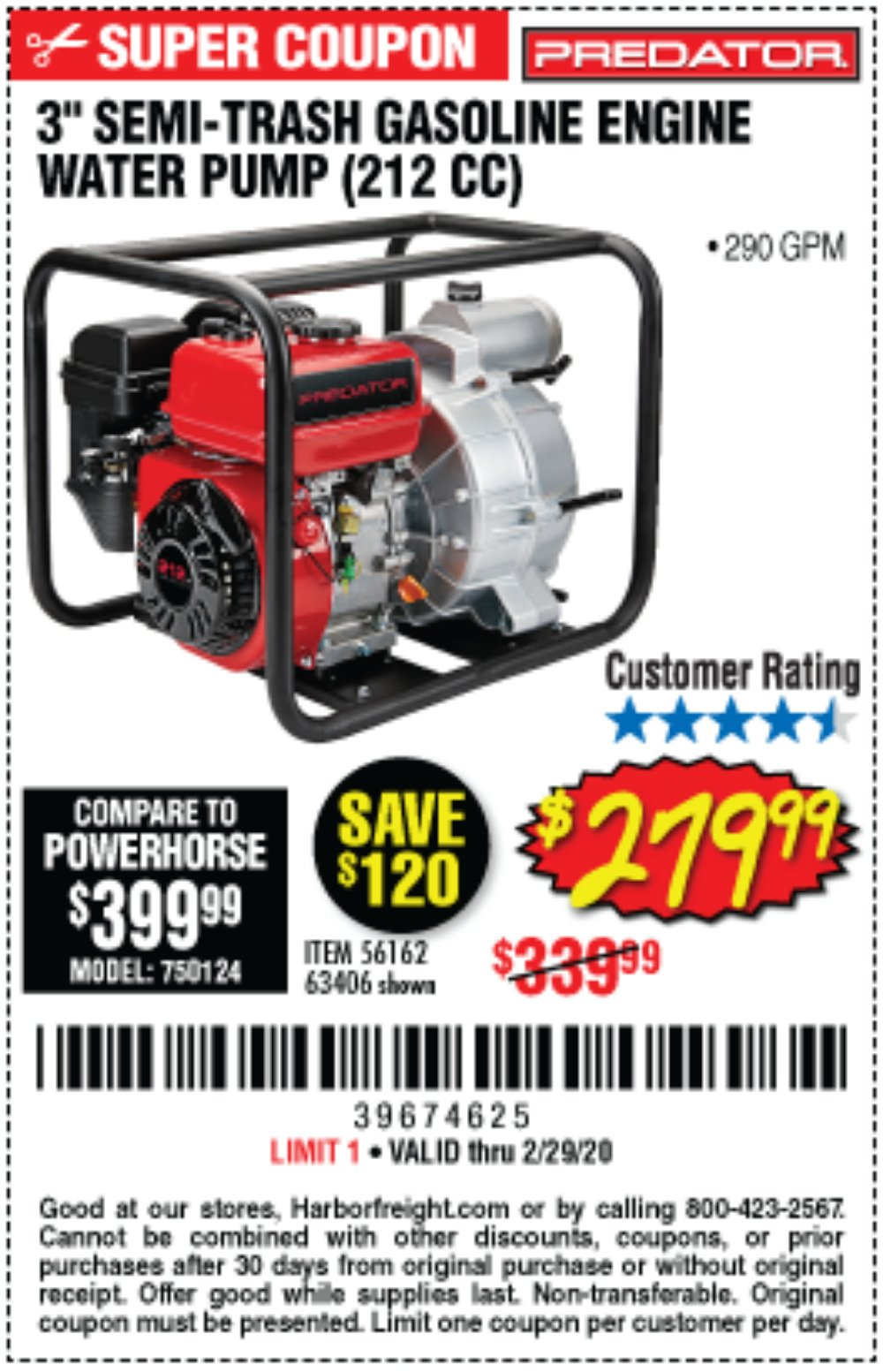 Harbor Freight Coupon, HF Coupons - 3