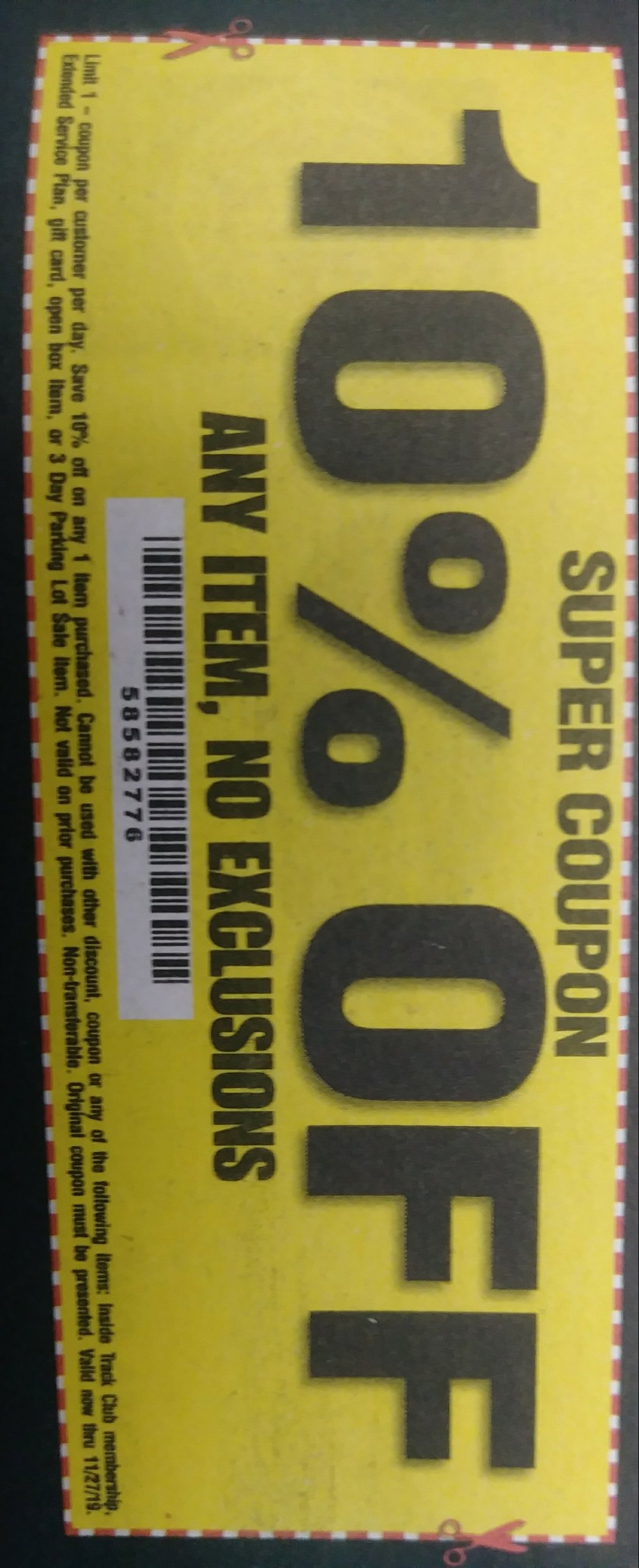 Harbor Freight Coupon, HF Coupons - 10% off any item no exclusions