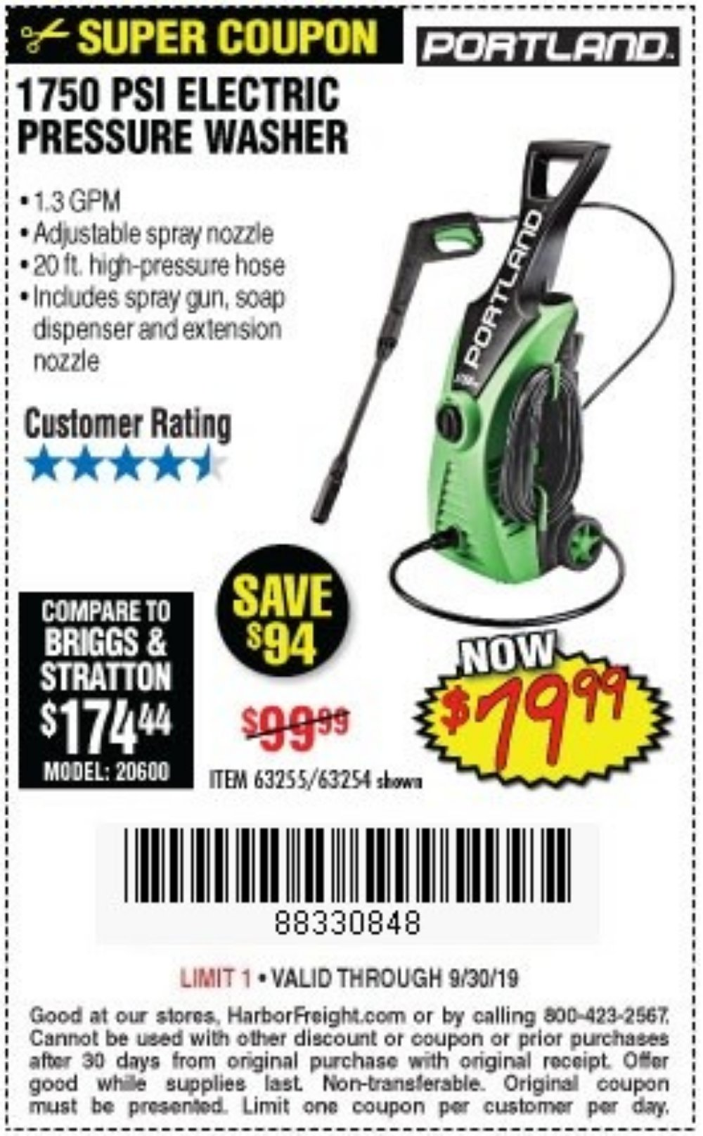 Harbor Freight Coupons - HF Coupons, HFT Coupons, Free